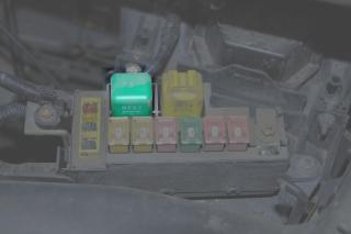 bongo wiring manuals Mazda 3 Fuse Box Location Mazda BJ5P Control Box B541c